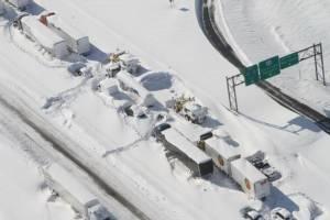 In Pics & Clips :ยอดตายพายุหิมะถล่มนิวยอร์กพุ่ง13ศพ ข่าวร้ายเจอฝนกระหน่ำซ้ำช่วงสุดสัปดาห์