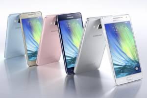 Cyber News : ซัมซุงเปิดตัวกาแลคซี่ เอ 5 และ กาแลคซี่ เอ 3 สมาร์ทโฟนดีไซน์สวย พรีเมียม มีสไตล์