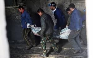 โศกนาฏกรรมเหมืองจีนระเบิดสองวันติด คนงานตายเป็นผักปลาเกือบครึ่งร้อย