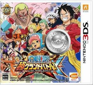 Review: One Piece Super Grand Battle X ศึกวันพีชตะลุมบอน