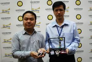 นักวิจัยไทยเจ๋ง ! ใช้แสงซินโครตรอนเปลี่ยนไข่มุกเป็นสีทองครั้งแรกของโลก