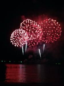 เทศกาลพลุนานาชาติเมืองพัทยา ประจำปี 2557 เริ่มแล้ว