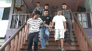 ตำรวจตรังฟิตจัดจับผู้ต้องหาฆ่าผู้อื่นและค้ายาเสพติดได้ 5 รายรวด