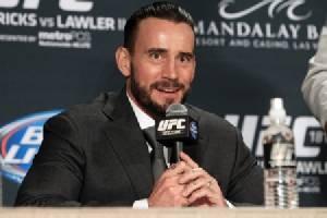 """""""ซีเอ็ม พังค์"""" ลามวยปล้ำ ลุย UFC ประเดิมที่อ็อคตากอน"""