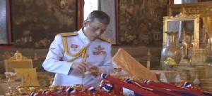 สมเด็จพระบรมฯ เสด็จฯ แทนพระองค์พิธีตรึงหมุดธง-พระราชทานธงชัยเฉลิมพล