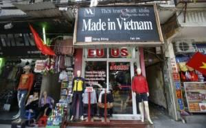เวียดนามเปิดตัวเลขเศรษฐกิจเกินดุลการค้า $1,500 ล้าน ในปี 2557