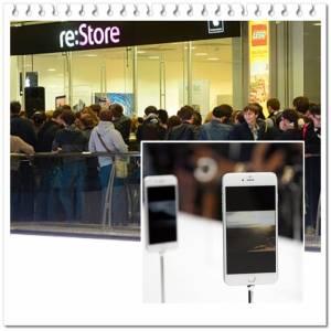 """In Pics : แอปเปิลสหรัฐฯสั่ง """"หยุดขายไอโฟนในรัสเซีย"""" หลังรูเบิลตกไม่หยุด - ทั่วโลกจับตา """"ปูติน"""" แถลงคืนนี้หลังปิดปากเงียบช่วงวิกฤต"""