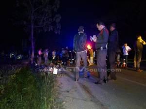 คนร้ายขับเก๋งประกบยิง 2 วัยโจ๋ดับขณะขี่จักรยานยนต์ซิ่งป่วนทั่วเมืองลุง