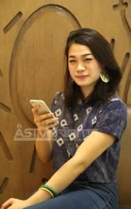 """""""บ่นบ่น"""" การ์ตูนไทย ไอเดียสาววัย 23 ปี ขาย 'สติกเกอร์ไลน์' ได้เงินล้าน"""