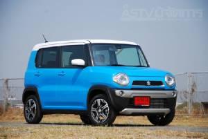Suzuki Hustler ขับแล้วดี อยากให้ขาย....แต่?