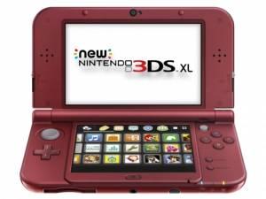 """""""New 3DS"""" เตรียมเปิดขายโซนอเมริกา-มาเฉพาะรุ่นจอใหญ่"""
