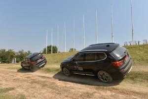 """""""ลุยเนิน ตะกุยทราย""""กับ BMW X3 เครื่องใหม่-ราคาสุดคุ้ม"""