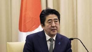 """""""นายกฯ อาเบะ"""" ร้องไอเอสปล่อยสองตัวประกันญี่ปุ่นทันที"""