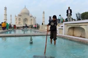 """สื่อภารตะเผย """"โอบามา"""" จะไม่ไปชม """"ทัชมาฮาล"""" ระหว่างเยือนอินเดีย"""