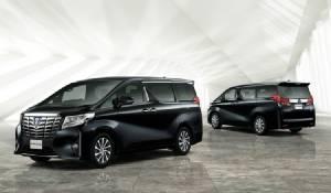 Toyota Alphard & Velfire โฉมใหม่เพิ่มรุ่นไฮบริด