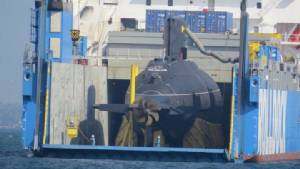 ไปดูภาพแรกๆ เมื่อเรือดำน้ำเวียดนามลำใหม่ไปถึงฐานทัพ