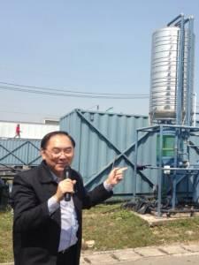 """เจ๋ง! เปลี่ยนพลาสติกเป็นน้ำมันทำเชื้อเพลิง """"โรงไฟฟ้าขยะ"""""""