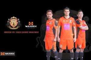 ไม่กลัว! 'WARRIX' เสื้อบอลสัญชาติไทย ท้าชนแบรนด์นอก