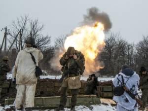 แผนหยุดยิงยูเครนส่อพังตั้งแต่ยังไม่เริ่ม สองฝ่ายถล่มเดือดตายอย่างน้อย18ศพ
