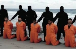 อีกแล้ว! กลุ่มไอเอสเผยแพร่คลิปฆ่าตัดคอ 21 ชาวคริสต์อียิปต์ในลิเบีย