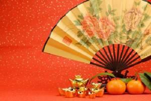 อาหารมื้อมงคลฉลองวันตรุษจีน