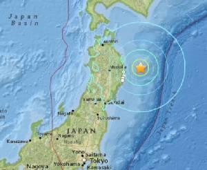 """""""สึนามิขนาดย่อม"""" ซัดเข้าชายฝั่งญี่ปุ่นหลังแผ่นดินไหว 6.8 ไม่มีรายงานความเสียหาย"""