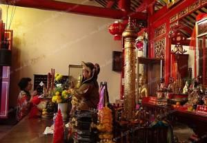 """""""ศาลเจ้าพ่อหลักเมืองสงขลา"""" พร้อมรับชาวไทยเชื้อสายจีนแห่ไหว้สิ่งศักดิ์สิทธิ์คู่บ้านคู่เมือง"""