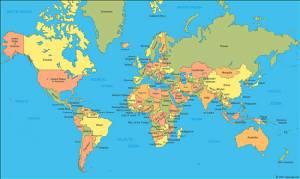 [ชมคลิป] แฉ! แผนที่โลก จริงๆ โกหกทั้งเพ