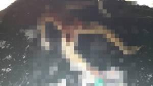 พบศพเปลือยชายนิรนามลอยในท่อระบายน้ำย่านสุทธิสาร