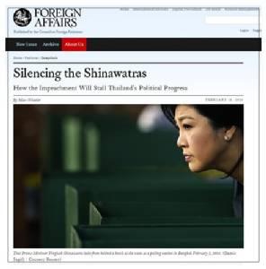 """Focus : สหรัฐฯกดดันไทยต้องเลือกข้าง """"ปรองดองทักษิณ"""" หรือ """"จะอยู่ต่ออย่างไม่สงบ"""""""