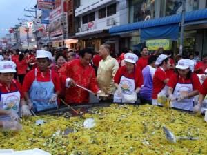 เปิดแล้วงานฉลองเทศกาลตรุษจีนเมืองเพชร