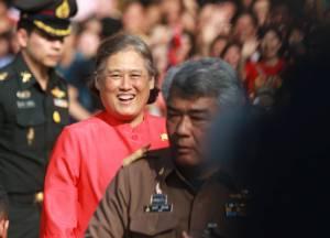 สมเด็จพระเทพฯ เสด็จฯทรงเปิดงานตรุษจีนเยาวราช