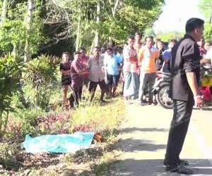 นร.ชาย ม.5 โรงเรียนเอกชนจังหวัดตรังหึงโหด ยิงอดีตแฟน นร.หญิง ดับ
