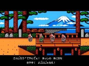 """""""คุนิโอะย้อนยุค"""" ประกาศทำภาคต่อลง 3DS"""