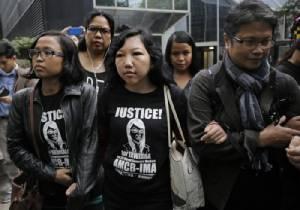 """ศาลฮ่องกงส่ง """"นายจ้างหญิง"""" นอนซังเต 6 ปี ฐานทารุณ """"แม่บ้านอิเหนา"""" ปางตาย"""