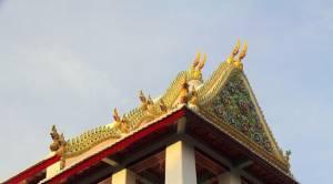 รักษ์วัดรักษ์ไทย : ป้อม-กำแพง ดุจวัง สง่างามสมดั่งนาม วัดเฉลิมพระเกียรติ