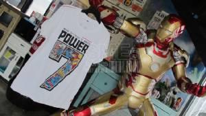 'POWER7' แฟชั่นยอดมนุษย์ ปล่อยแสงแฟรนไชส์รายแรกในไทย