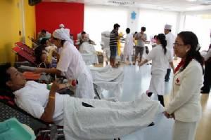 ศิริราชเผยคนให้เลือดลดลง ชวนคนร่วมบริจาค