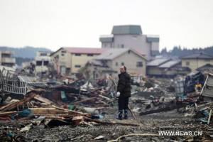 ภาพชุด 4 ปีแผ่นดินไหวญี่ปุ่น : มหาภัยพิบัติ