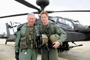 """""""เจ้าชายแฮร์รี"""" จะทรงลาออกจากกองทัพ หลังรับราชการทหารนาน 10 ปี"""
