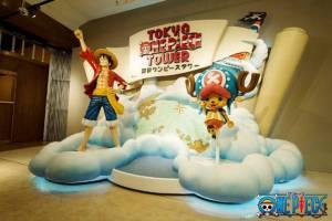 ตะลุยแดนโจรสลัดในสวนสนุกการ์ตูนดัง One Piece (ชมคลิป)