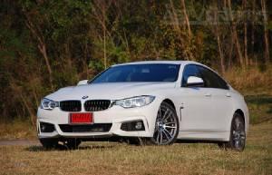BMW 428i Grand Coupe M Sport ความต่างที่สมบูรณ์แบบ