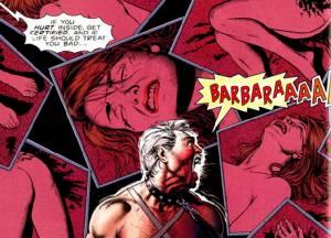 """น่าขนลุก!? DC ยกเลิกปกการ์ตูน """"แบทเกิร์ล"""" ฉบับโดน """"โจ๊กเกอร์"""" ย่ำยี"""