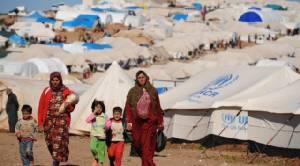 """ยูเอ็นเผย! ความแย้งในซีเรีย-อิรักดัน """"จำนวนผู้ลี้ภัย"""" เพิ่มขึ้น 45% สูงสุดในรอบ 22 ปี"""
