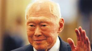 """หาผู้นำอย่าง """"ลี กวน ยู"""" ได้ไหม"""