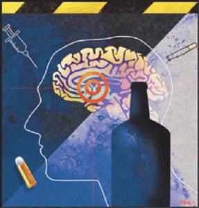 ธรรมะกับสุขภาพ : ภาวะเสพติด บำบัดได้ ด้วยการเจริญสติ