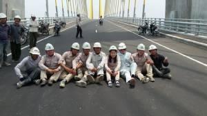 เปิดแล้วสะพานใหญ่ข้ามน้ำโขงไปเวียดนาม สงกรานต์ปีนี้เขมรมีเฮ