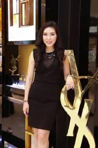 """เซเลบชวนแต่งหน้าเริ่ด ฉลอง 2 ปี """"อีฟส์ แซงต์ โลรองต์ โบเต้"""" ในไทย"""