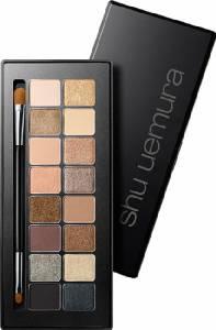 shu:palette  16 เฉดสีนู้ดที่เกิดมาเพื่อเน้นดวงตาของสาวเอเชีย