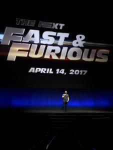 """""""วิน ดีเซล"""" ประกาศ Fast and Furious 8 พร้อมเข้าฉายปี 2017"""